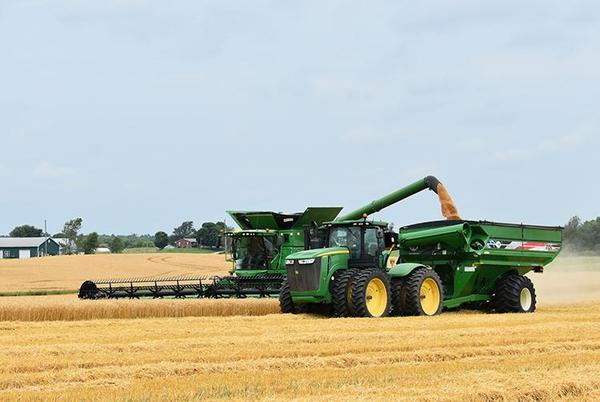 Picture for Farm Safety and Health Week in Kentucky Sept. 19-25
