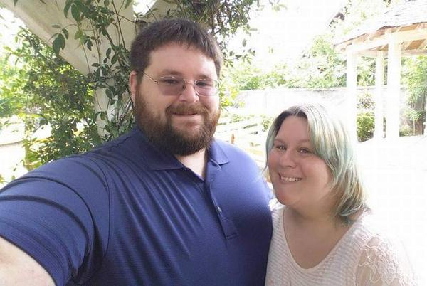 Picture for 'It's a tragic, tragic story.' Young married Azle couple die 2 weeks apart of COVID-19
