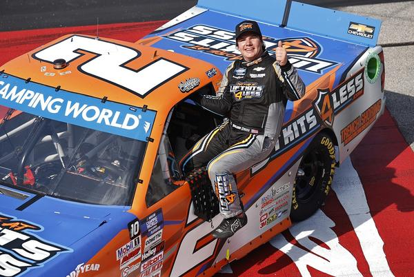 Picture for Sheldon Creed and Austin Cindric Are Proof That NASCAR's 3-Tier System Works