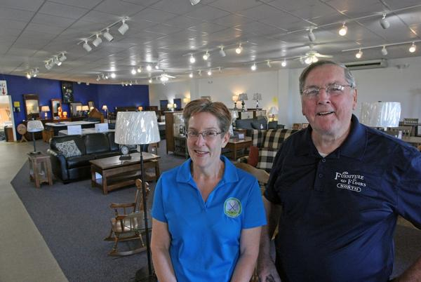 Picture for After more than 3 decades in business, Houlton's last furniture store is closing