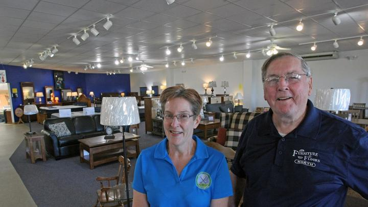 Cover for After more than 3 decades in business, Houlton's last furniture store is closing