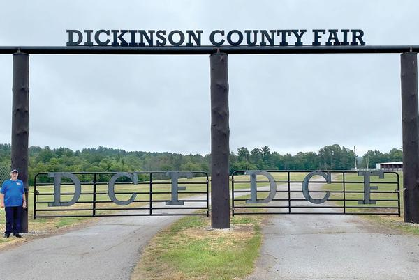 Picture for Dickinson County Fair is Thursday through Labor Day