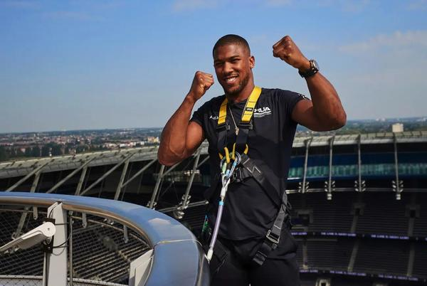 Picture for 'Anthony Joshua is likely to weigh-in at a career lightest!' – Spencer Oliver