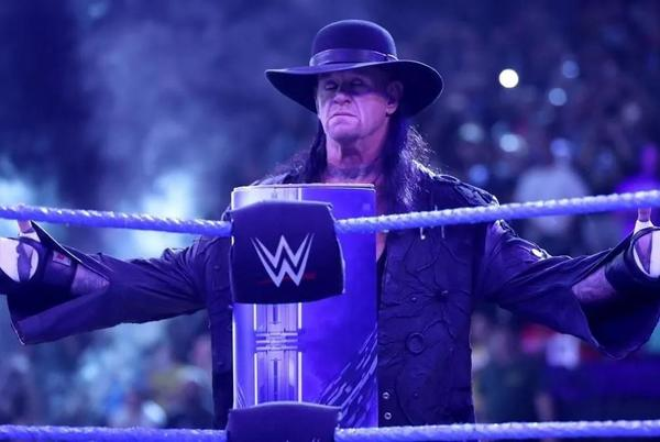 Picture for WWE Files A New Trademark For The Undertaker