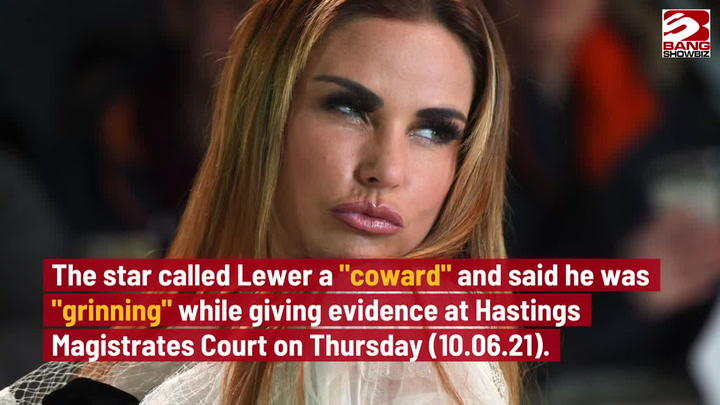 Picture for Katie Price vows to get justice after man cleared over offensive video mocking disabled son Harvey