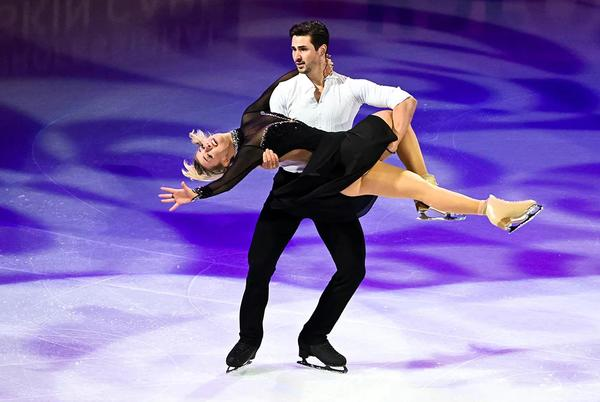 Picture for Madison Hubbell, Zachary Donohue Fight For Excellence, When It Counts