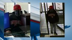 Cover for Rock Island police searching for bank robbery suspect