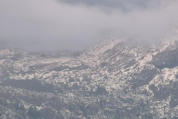 Picture for Snow Helps In Final Stretch Of Fight Against Caldor Fire