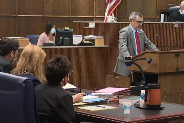 Picture for Hinds' daughter-in-law testifies in first day of CPD officer murder trial in Chattanooga
