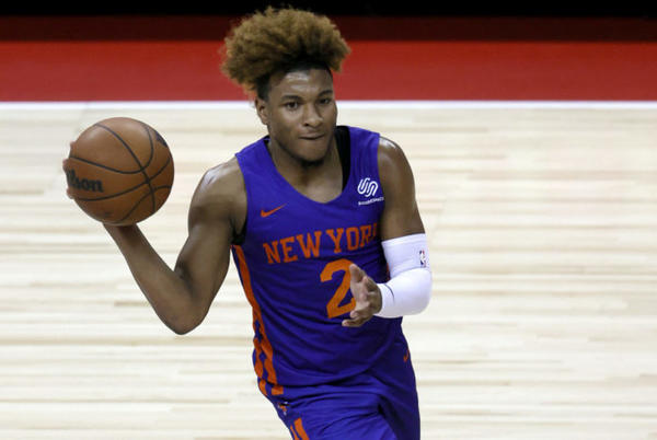 Picture for Q&A With Miles McBride: Expectations With Knicks, Playing At MSG, Summer League Experience