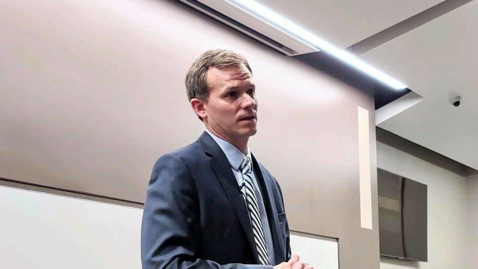Picture for Park City Congressman Blake Moore violated federal law by not disclosing stock trades
