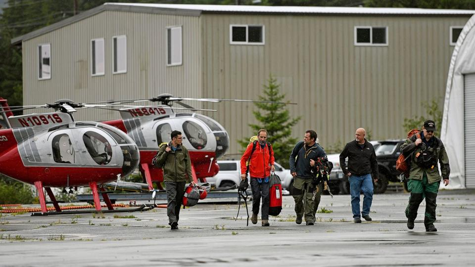 Picture for Coast Guard: 6 dead in Alaska sightseeing plane crash