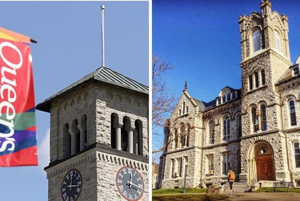 Picture for Queen's University Students Who Hung Sexist Signs Last Weekend Are Now Facing Consequences