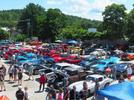 Picture for Sunshine supercharges Rotary car show