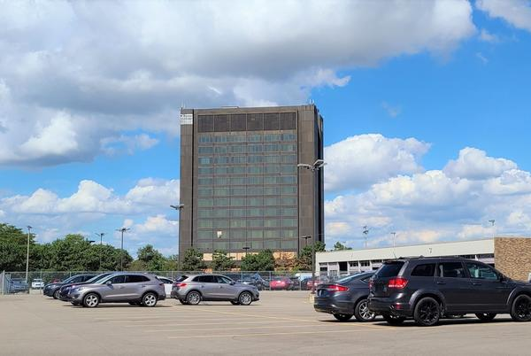 Picture for Southgate Tower may be redeveloped into apartments