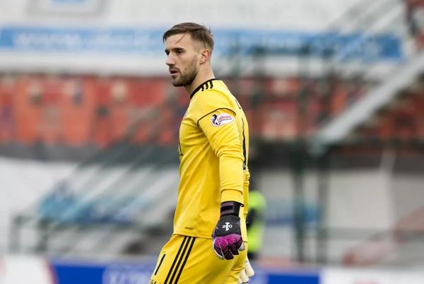 Picture for Aberdeen extend loan deal of Oldham keeper Gary Woods