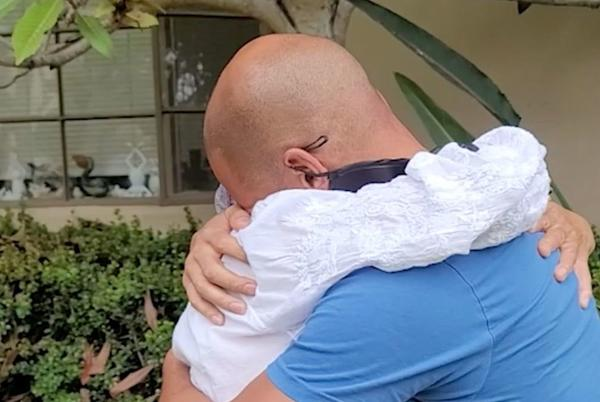 Picture for Adopted Son Tracks Down Biological Mom After 40 Years For Emotional Reunion