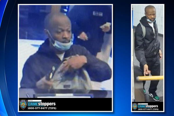 Picture for Police: Suspect Robbed Bank 10 Minutes Before Shooting Man In Union Square Subway Station