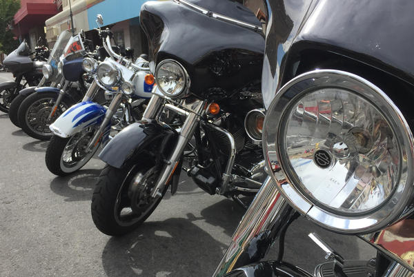 Picture for 2 arrests, more than 30 tickets issued in Reno during annual Street Vibrations