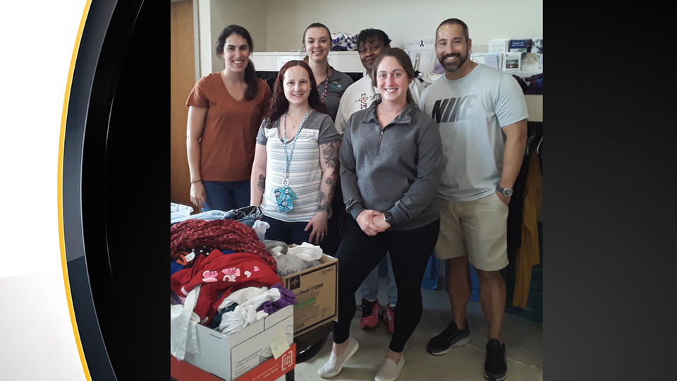Picture for Fayette County Children And Youth Services Host Clothing Giveaway For Families In Need