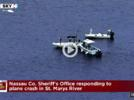 Picture for 2 Nassau County residents aboard plane that went down in St. Marys River