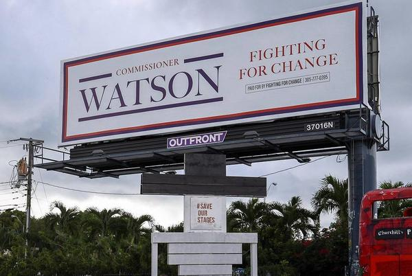 Picture for Are candidates in Miami-Dade trying to pull a fast one to get on election ballots? | Editorial