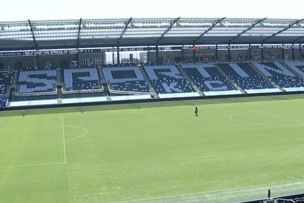 Picture for Kansas City NWSL to play at Children's Mercy Park in 2022