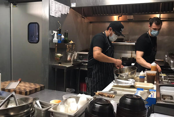 Picture for Change to unemployment benefits has local restaurants hopeful for uptick in staffing