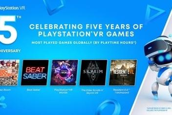 Picture for PlayStation celebrates PSVR's 5th anniversary with extra PS Plus games
