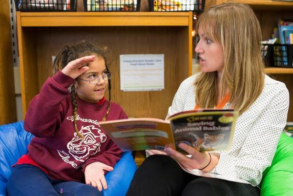 Picture for State superintendent sets goal to get all California third-graders reading by 2026