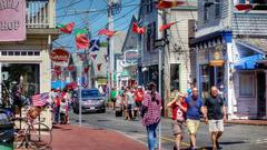 Cover for Vermont health officials urge Provincetown visitors to get tested for COVID-19