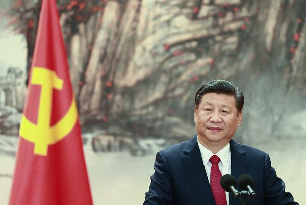 Picture for China's President Xi Jinping warns of 'grim' Taiwan situation in letter to opposition