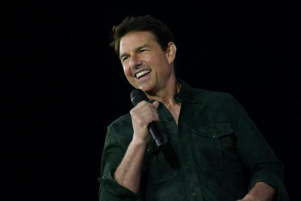 Picture for Tom Cruise Spotted For First Time Since Baseball Game Photos Went Viral