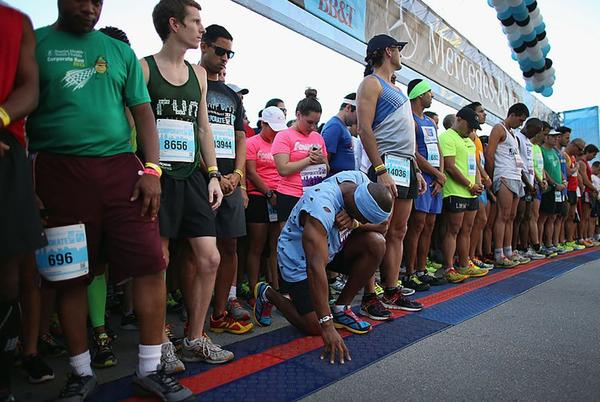 Picture for Mercedes-Benz Corporate Run Brings Road Closures to Downtown Miami Thursday