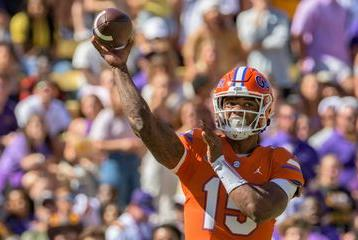 Picture for Florida quarterback Anthony Richardson: 'Right now' I'm a Gator