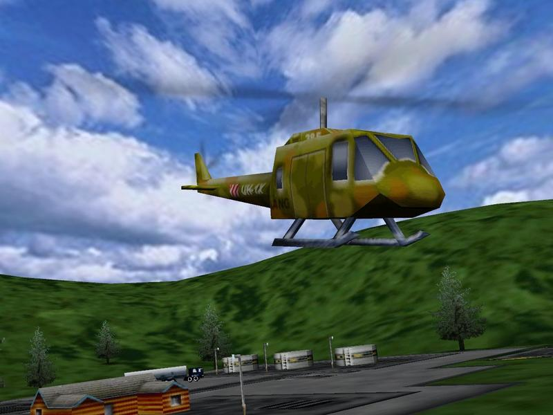 Helicopter Sound Roblox Id Ziggurat Interactive Launches Helicopter Sim Super Huey 3 On Steam And Gog News Break