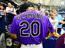 Picture for Colorado Rockies spring notebook Day 4: Bud Black on Ian Desmond opting out