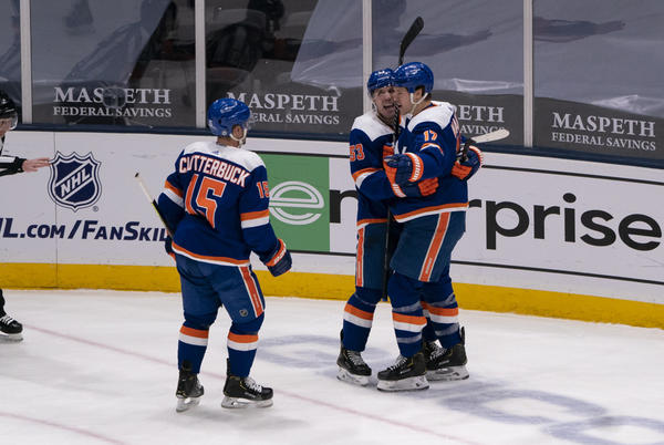 Picture for Without Martin, Islanders Fourth Line Lacked Identity