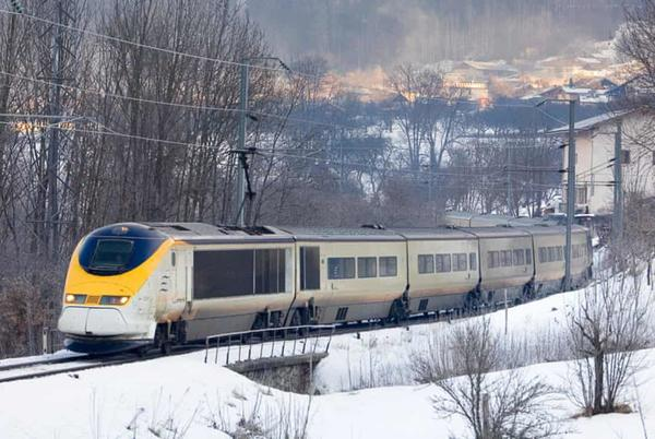Picture for Ski trains to resume between London and the French Alps