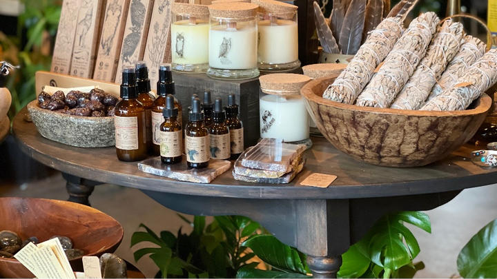 Cover for Wyatt Moon Mercantile is the New Crystal Shop in Lake Oswego