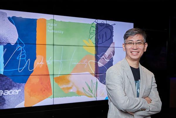 Picture for Exclusive Interview with Victor Chien President, Digital Display Business Acer Group