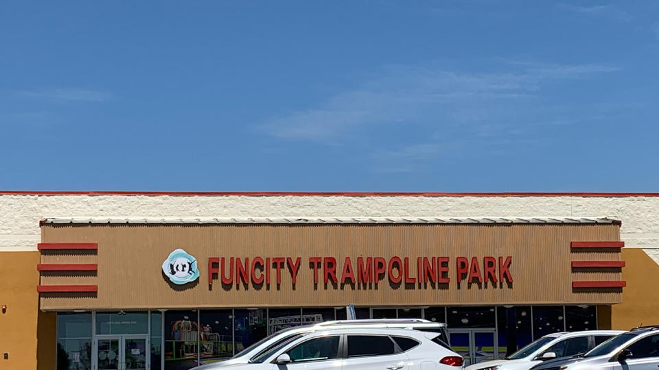 Picture for Fun City Trampoline Park Is a Place Where the Fun Isn't Just for Kids