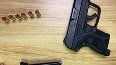 Cover for Woman stopped by TSA after loaded gun found in carry-on