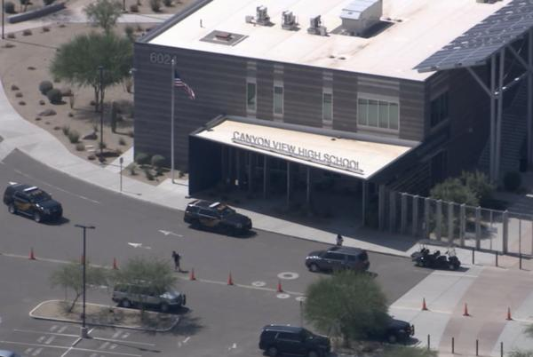 Picture for Police investigate threats at four Arizona high schools Thursday