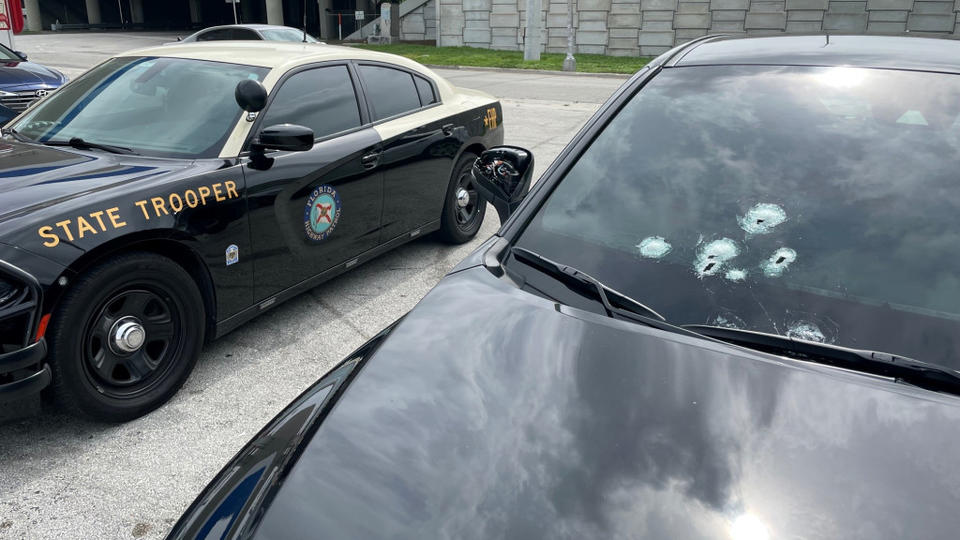 Picture for Shots Fired In I-95 Road Rage Incident