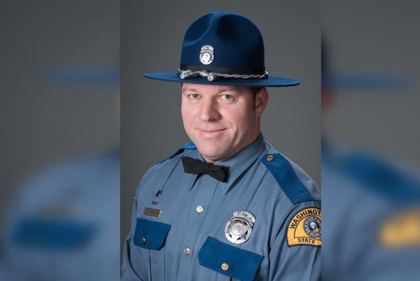 Picture for Washington State Trooper dies of COVID