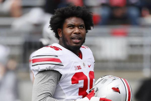 Picture for Ohio State Buckeyes dismiss LB K'Vaughan Pope after sideline incident
