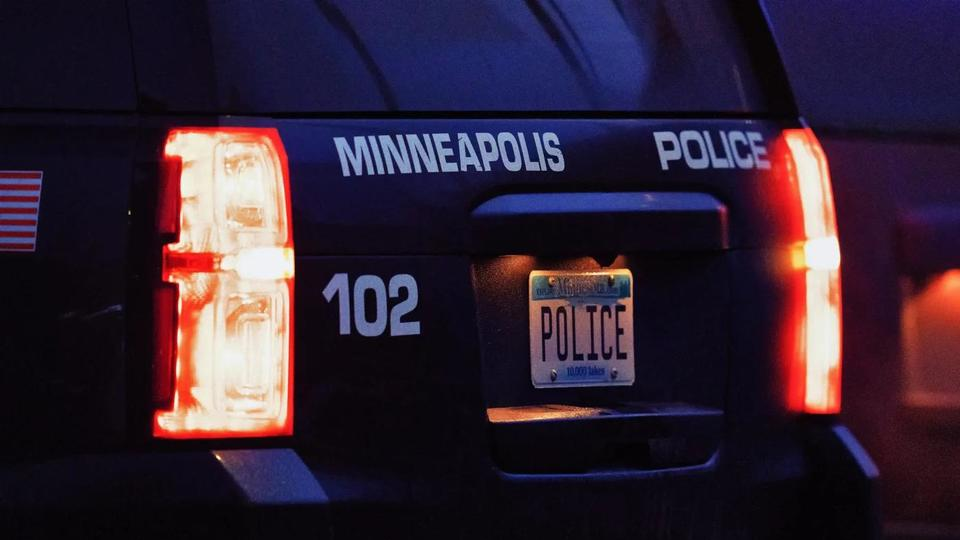 Picture for Vehicle runs over 2 people in downtown Minneapolis brawl