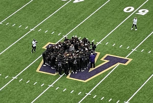 Picture for Husky Stadium Lacking Pre-Game Energy Before Arkansas State Outing