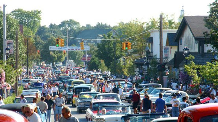 Cover for Classic Rides Roll Into Frankenmuth Auto Fest This Weekend